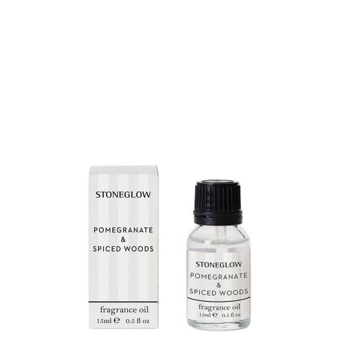 Modern Classics NEW - Pomegranate & Spiced Woods 15ml Fragrance Oil