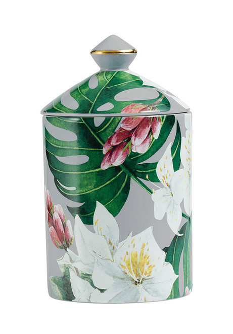 Urban Botanics - Ceramic - Frangipani | Neroli Blossom - Scented Candle