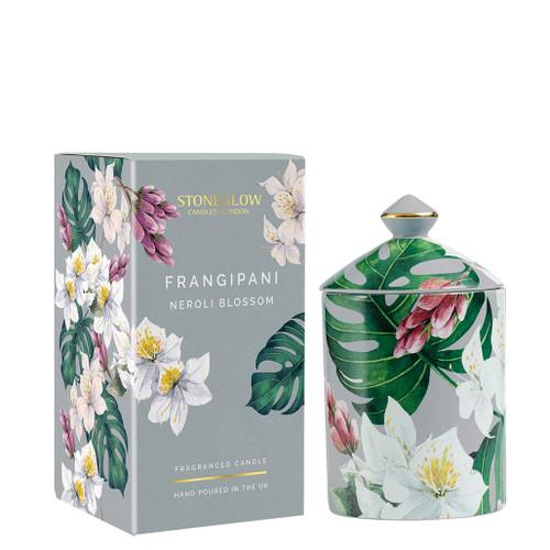 Urban Botanics - Frangipani| Neroli Blossom Candle