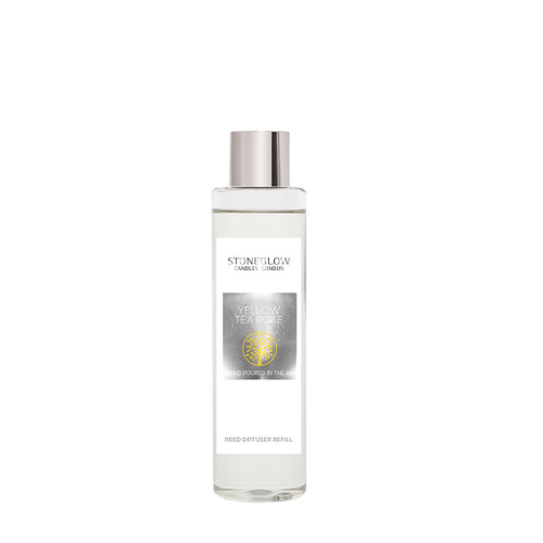 Nature's Gift  - Yellow Tea Rose Reed Diffuser Refill