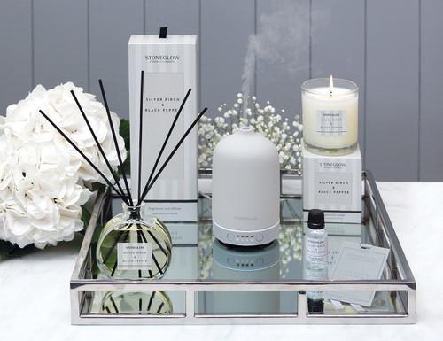Modern Classics - Perfume Mist Diffuser - Grey