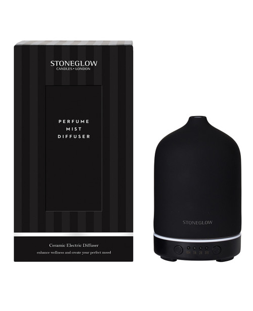Modern Classics NEW - Perfume Mist Diffuser - Black