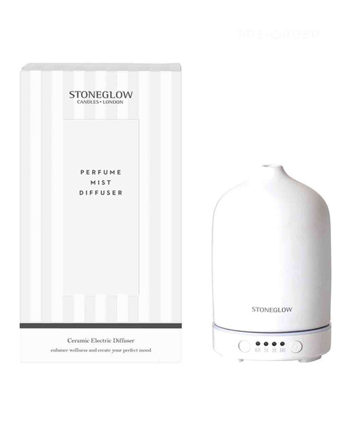 PRE-ORDER FOR NOVEMBER - Modern Classics NEW - Perfume Mist Diffuser - White