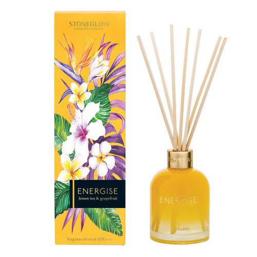 Infusion Energise Lemon Tea & Grapefruit Diffuser
