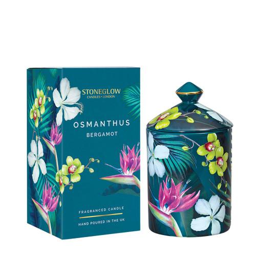 Urban Botanics - Osmanthus | Bergamot Candle