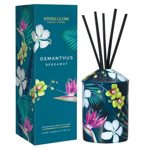 Urban Botanics - Osmanthus | Bergamot Reed Diffuser