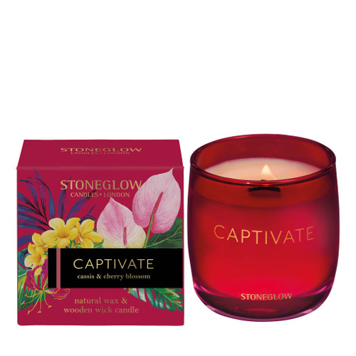 Infusion Captivate - Cassis & Cherry Blossom - Tumbler