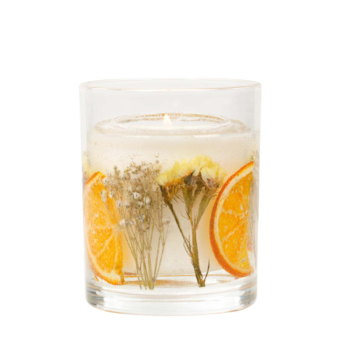 Nature's Gift - Neroli Blossom & Citron - Natural Wax Scented Candle - Gel Tumbler
