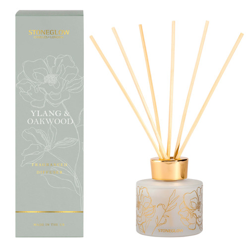 Day Flower New - Ylang & Oakwood Diffuser 120ml