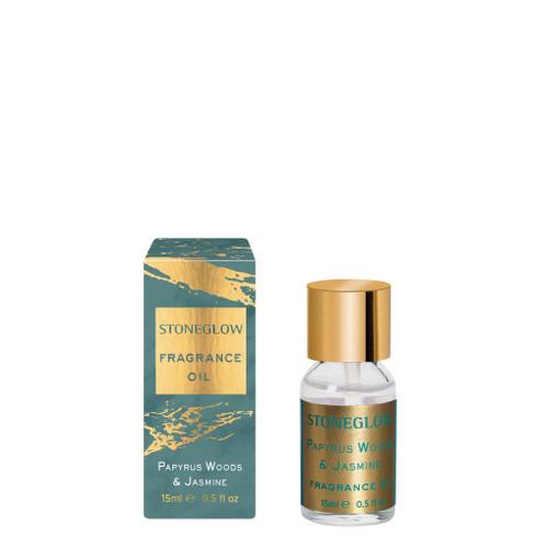 Luna - Papyrus Woods & Jasmine - Fragrance Oil 15ml