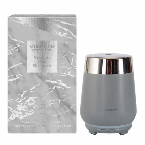Luna - Perfume Mist Diffuser - Grey/Silver