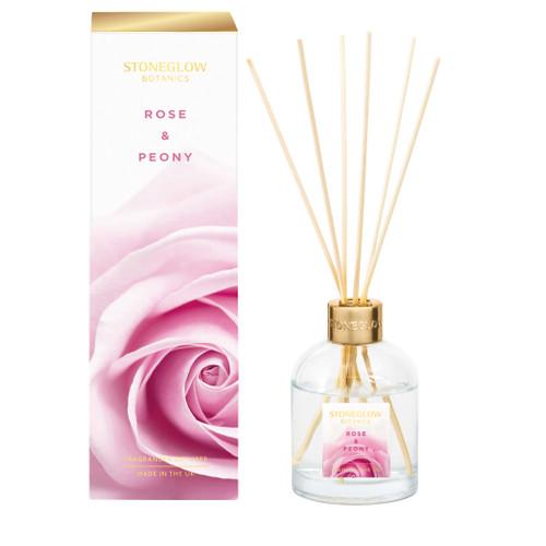 Botanic - Rose & Peony Diffuser 150ml