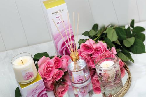Botanics - Rose & Peony - Reed Diffuser 150ml