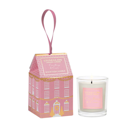 Seasonal Collection - Cranberry & Cassis - Scented Candle - House