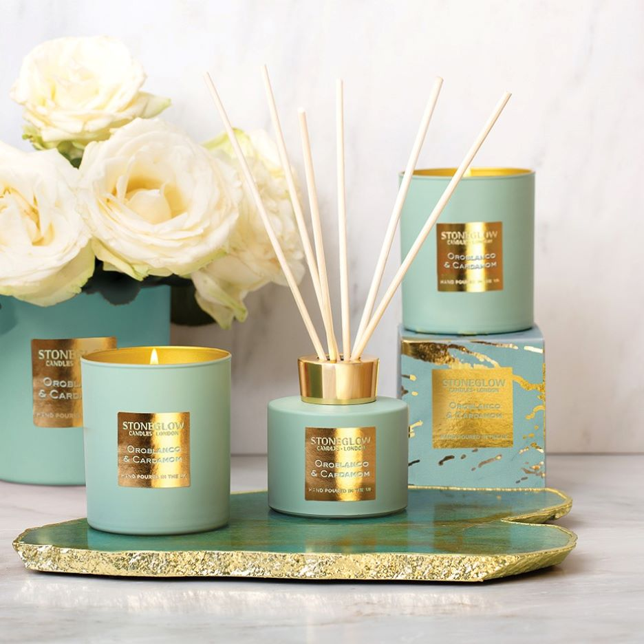 Home Fragrance - Scented Candles and Diffusers