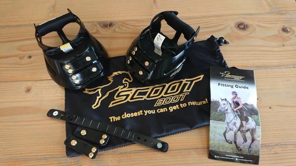 Demo Scoot Boot Regulars- Pair