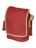 The Verona Basic Messenger Bag Faded Rose - Hemp