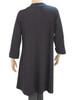 Women's Plus Size I Want It Longer Carbon Tunic Dress - Bamboo Viscose