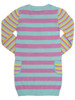 Todd and Girl Stripy Knitted Dress - Organic Cotton