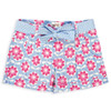 Organic Cotton Girl's Spiro  Shorts  - Fair Trade