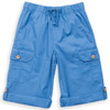 Organic Cotton Boys 3/4 Roll Up Short - Fair Trade