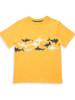 Organic Cotton Boys Sharks Crossing T-Shirt - Fair Trade