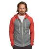 Men's Rubi Malibu Zip Front Hoody - Sustainable Materials
