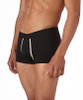 Men's Everyday Organic Black Trunk - 2 Pack