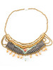 Gobi Necklace - Recycled Paper Beads