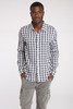 LS Checked Plaid Woven Shirt - Organic Cotton