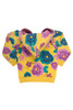 Baby Girl's Organic Cotton Country Floral Hoody