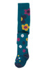 Girl's Organic Cotton Spotty Tights