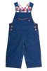 Baby Boy Corduroy Overall - Organic Cotton