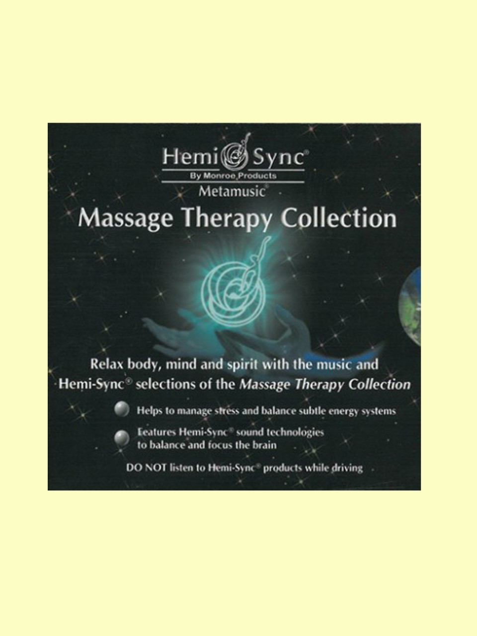 Hemi Sync - Health and Healing Music-Spiritual Massage