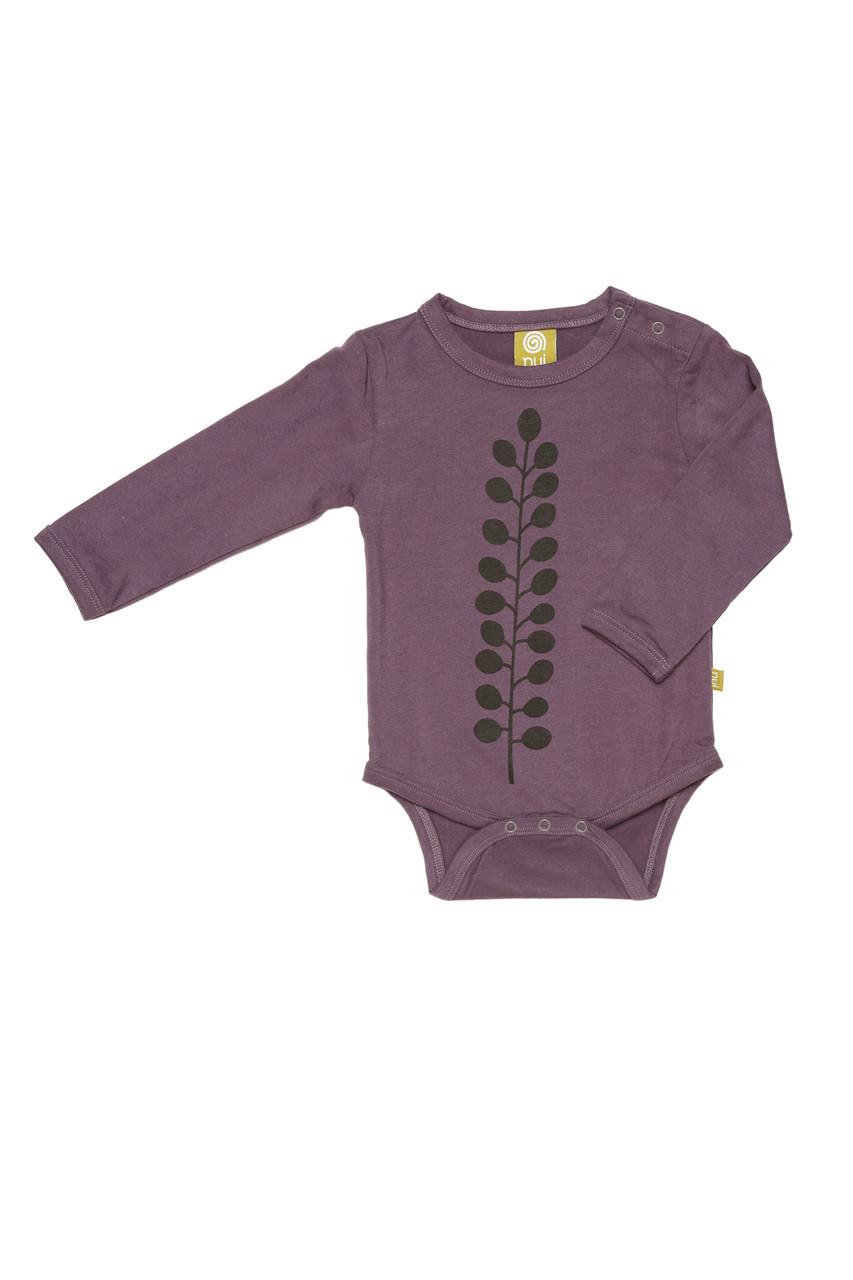 c50ca3977c28 Organic Cotton Fantail Bodysuit - Solne Eco Department Store