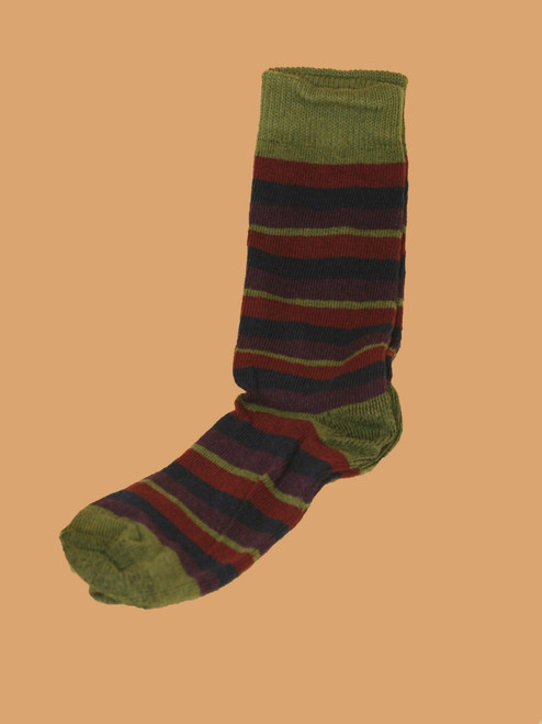 Aisha Crew Paired Socks - Recycled Cotton