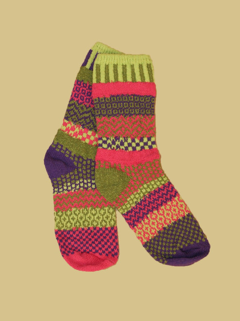 Aurora Socks  - Recycled Cotton