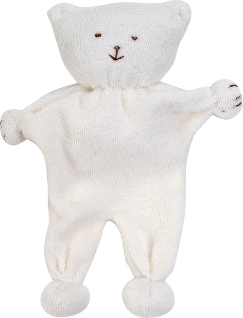 Bear Toy - 100% Certified Organic Cotton