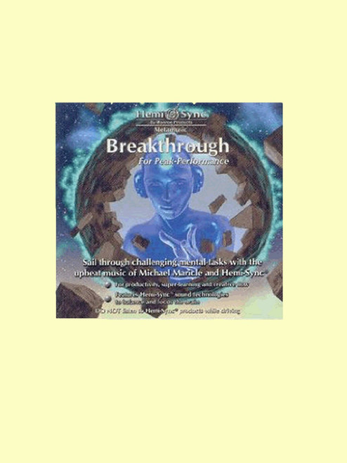 Hemi Sync - Health and Wellness Music - Breakthrough