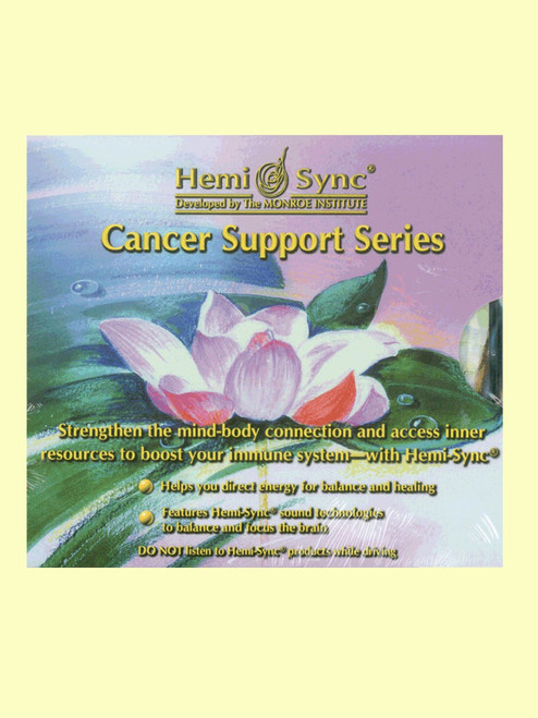 Hemi Sync - Health and Healing Music - Cancer Support Series