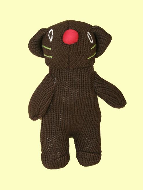 Cat Plush Doll - Organic Cotton
