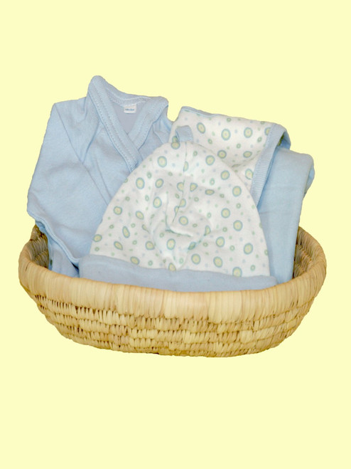 Baby Boy Set - Certified 100% organic cotton
