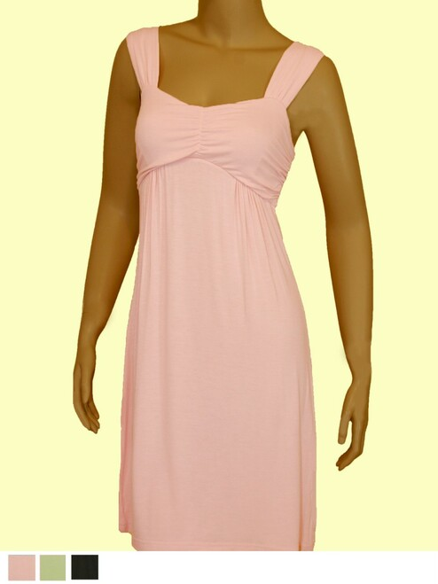 Cleo Gown - Bamboo Viscose