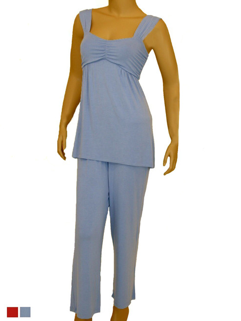 Cleo Pajama Set - Bamboo Viscose