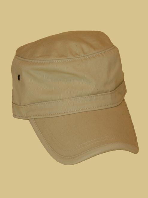 Corps Twill Cap  - 100% Organic Cotton