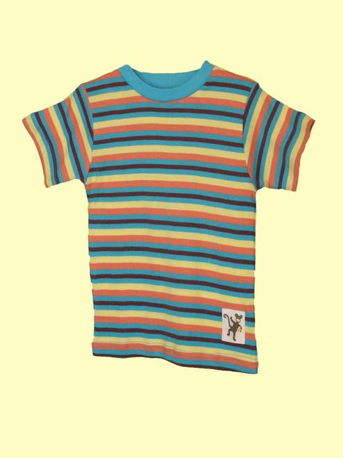 Crew Neck T-Shirt -100% Organic Cotton