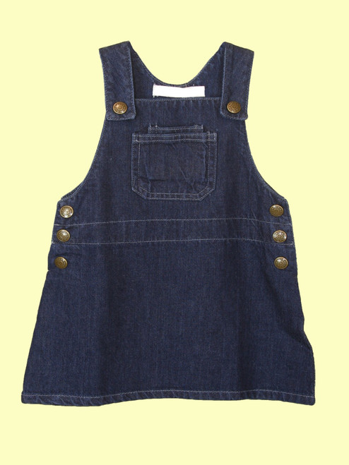 Denim Jumper - 100% Organic Cotton