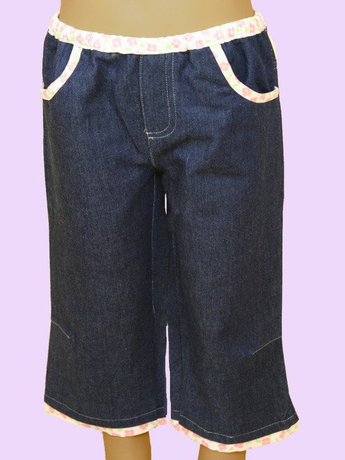 Denim Pant - Organic Cotton
