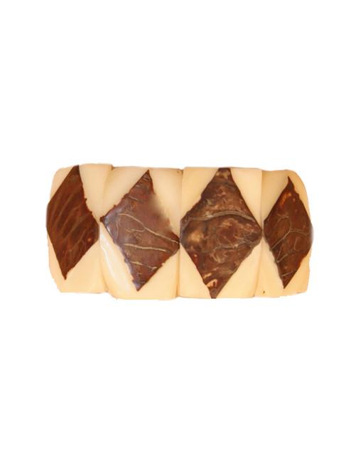 Diamond Natural Tagua  Bracelet