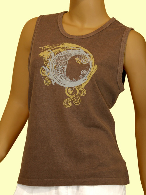 Moonstar Everywhere Tank - 55%Hemp / 45% Organic Cotton